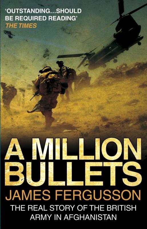 James Fergusson-A Million Bullets