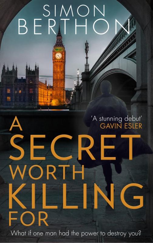 Simon Berthon - A Secret Worth Killing For