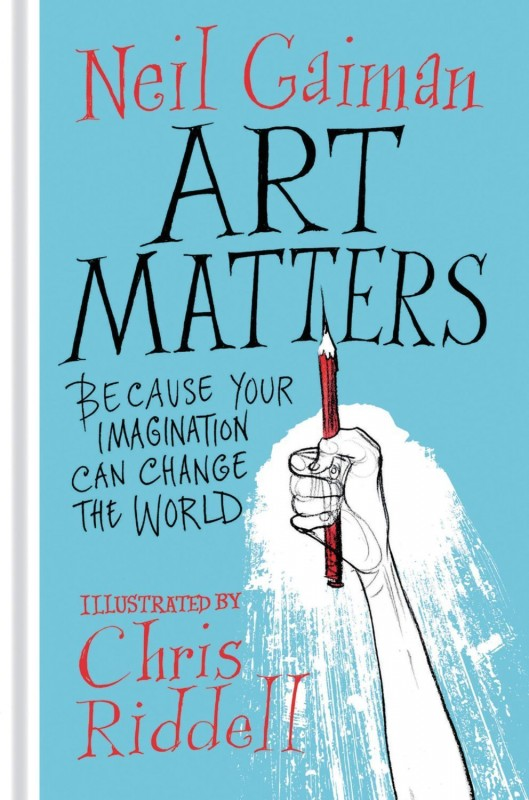 Chris Riddell - Art Matters