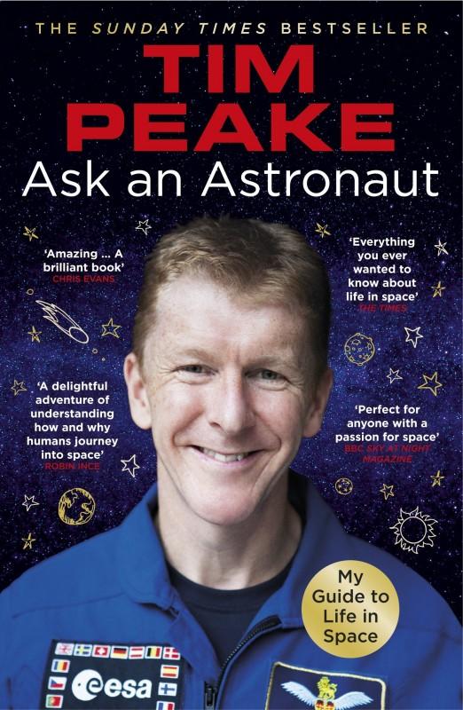 Tim Peake - Ask an Astronaut (preferred)