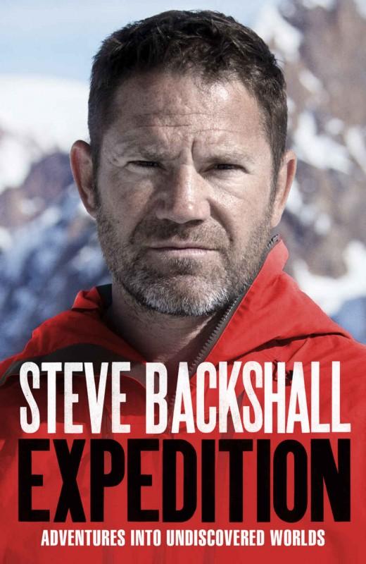 Steve Backshall - Expedition (preferred)