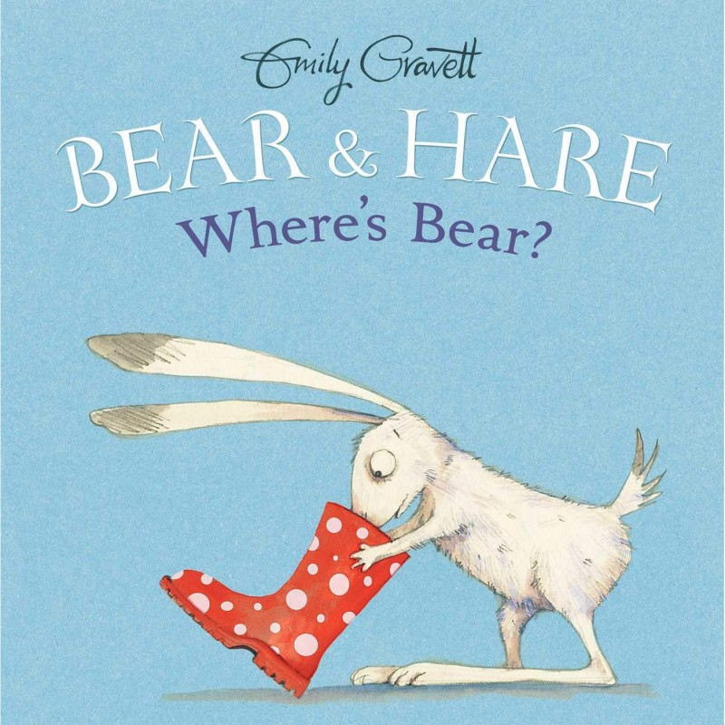 Emily Gravett-Bear and Hare