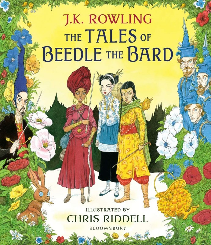 Chris Riddell - Beedle the Bard