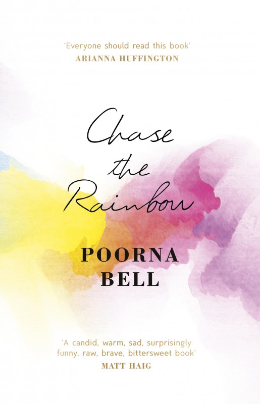 Poorna Bell - Chase the Rainbow HB Simon and Schuster