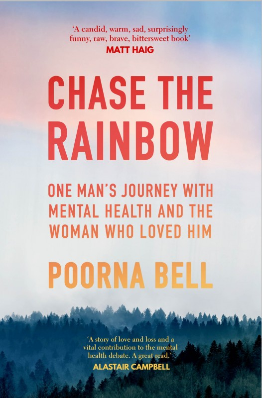 Poorna Bell - Chase the Rainbow PB Simon and Schuster