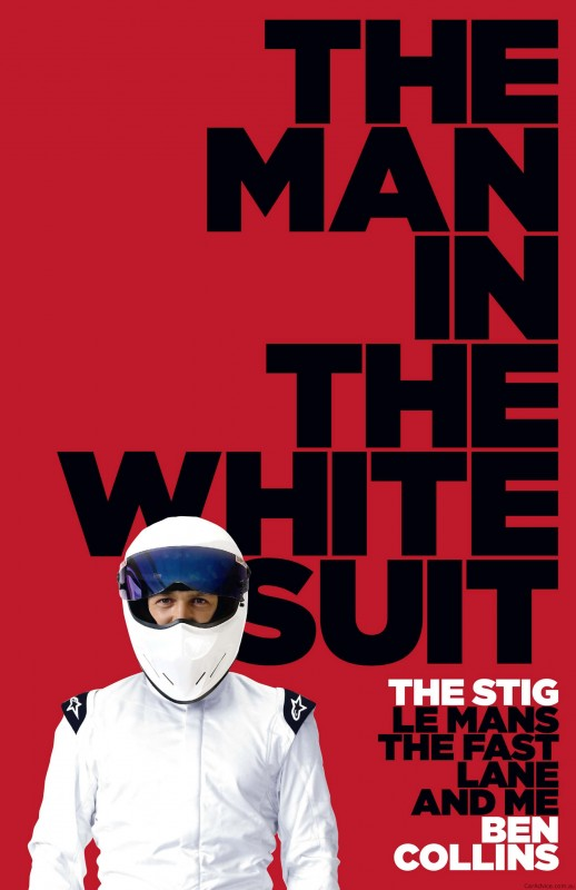 Ben Collins - The Man in the White Suit - UK Cover - HarperCollins