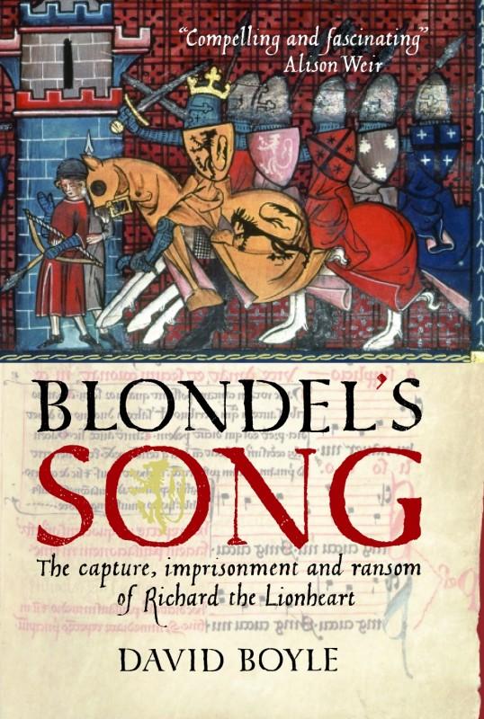 David Boyle - Blondels Song