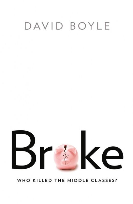 David Boyle - Broke (Preferred)