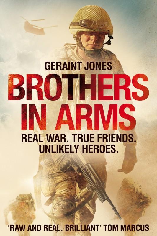 Geraint Jones -Brothers in Arms