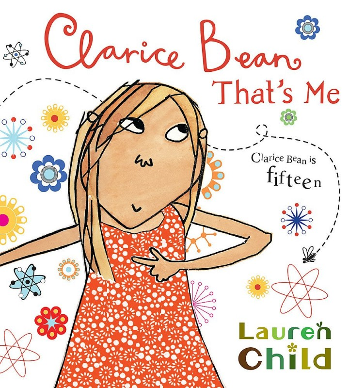 Lauren Child-Clarice Bean, That's Me