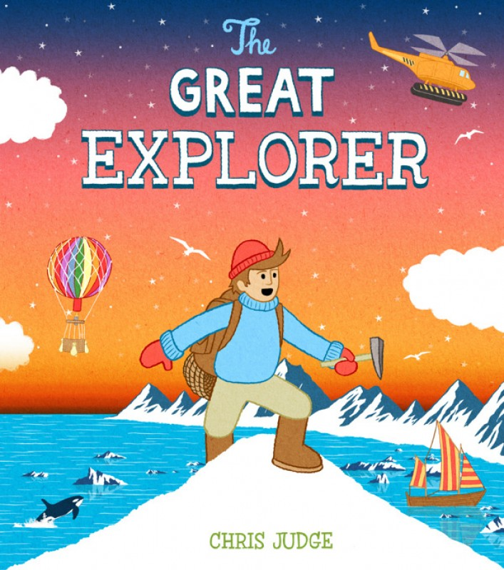 Chris Judge-The Great Explorer