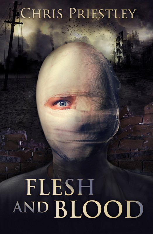 Chris Priestley - Flrsh and Blood