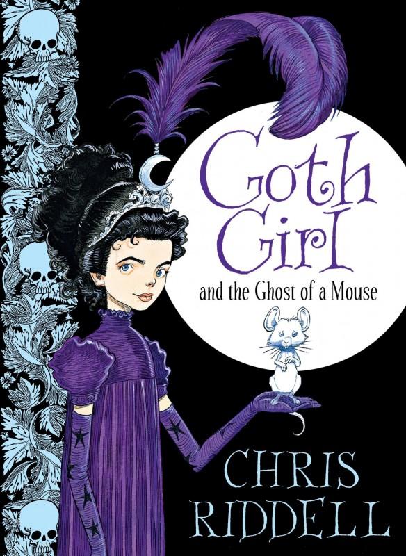 Chris Riddell - Goth Girl