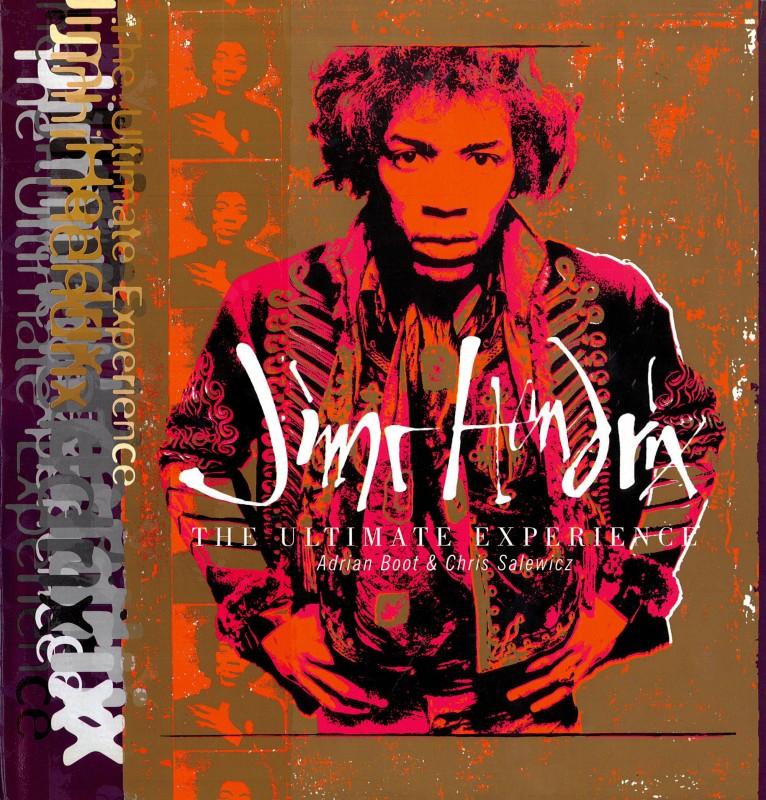Adrian Boot - Jimi Hendrix (preferred)