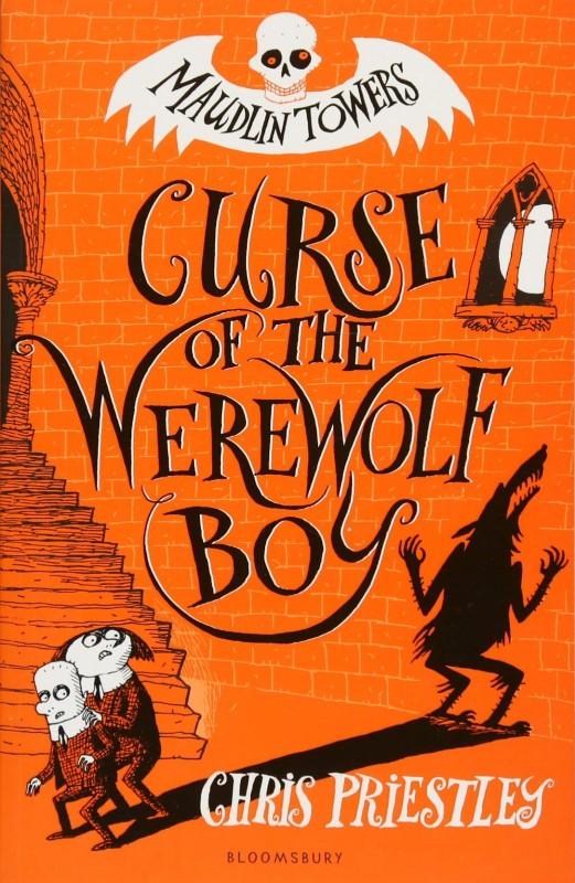Chris Priestley - MT Curse of the Werewolf Boy