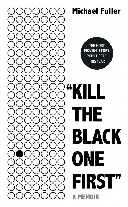 Michael Fuller - Kill the Black One First UK Cover Kings Road