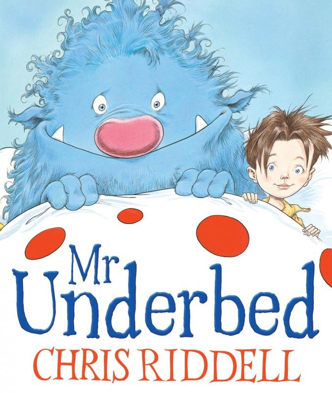 Chris Riddell - Mr Underbed