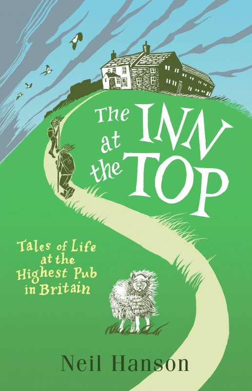 Neil Hanson - Inn At The Top UK Cover Michael O'Mara Books