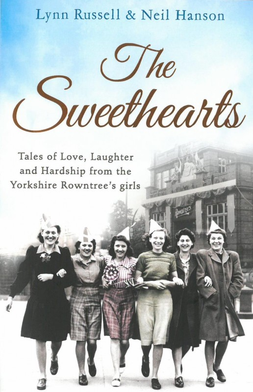 Neil Hanson - The Sweethearts UK Cover Doubleday