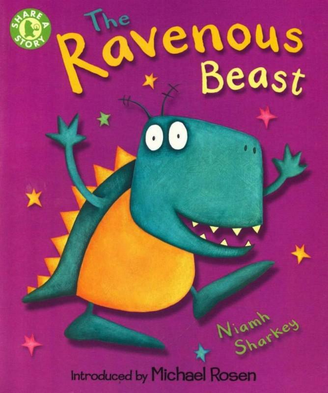 Niamh Sharkey-The Ravenous Beast