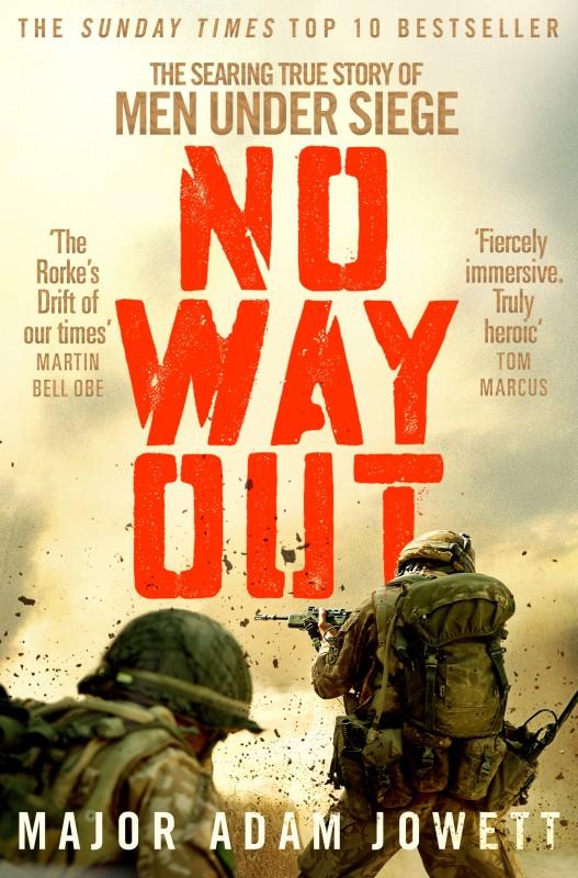 Geraint Jones -No Way Out PB