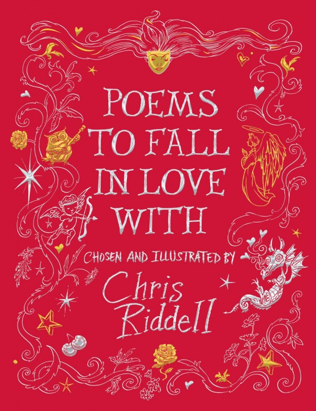 Chris Riddell - Poems to Fall In Love With