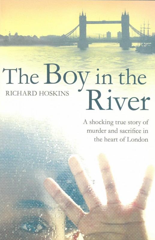 Richard Hoskins - The Boy in the River UK Cover PanMacmillan