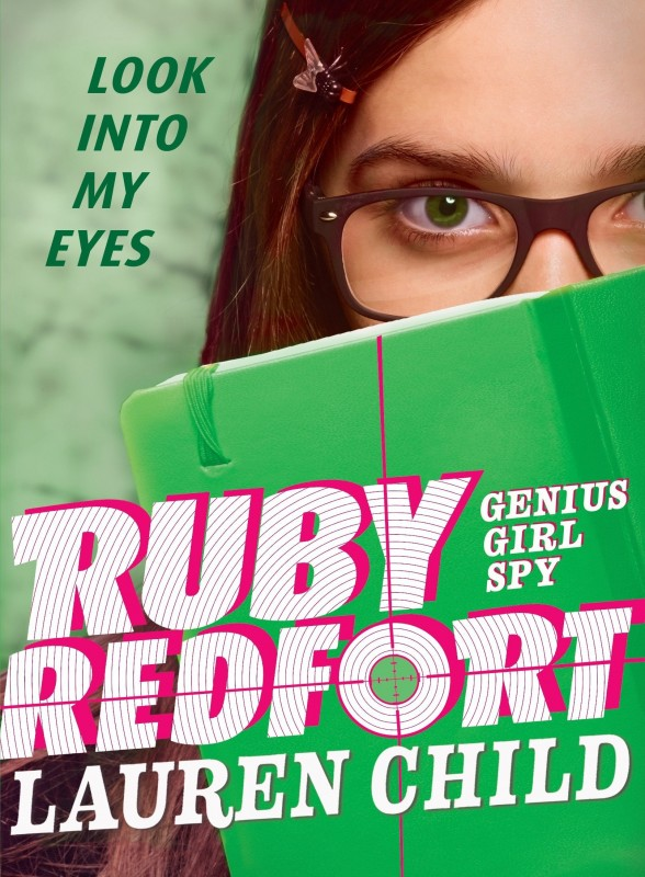 Lauren Child-Ruby Redfort Look Into My Eyes