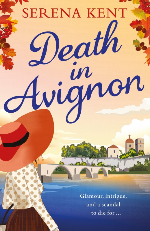 Serena Kent- Death in Avignon