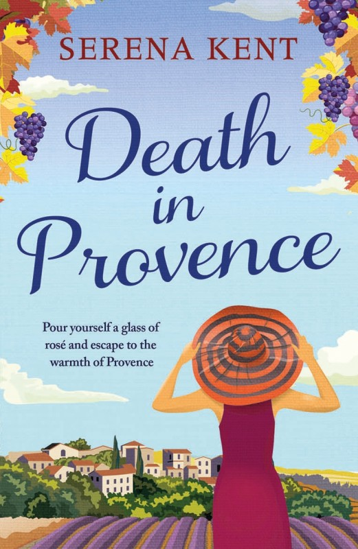 Serena Kent- Death in Provence