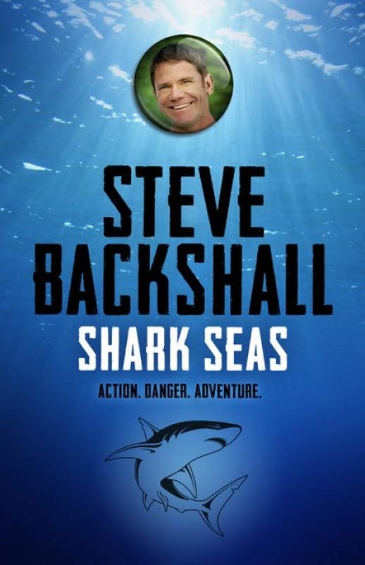 Steve Backshall - Shark Seas