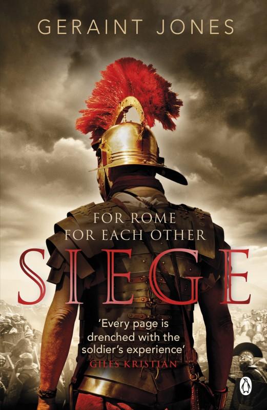 Geraint Jones -Siege