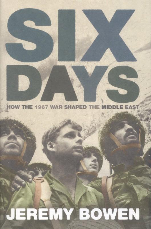Jeremy Bowen - Six Days