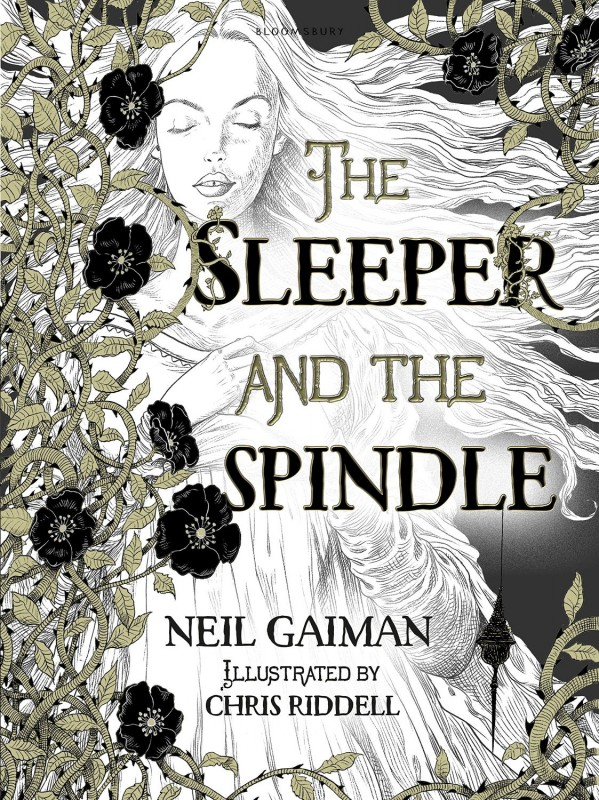 Chris Riddell - Sleeper and the Spindle