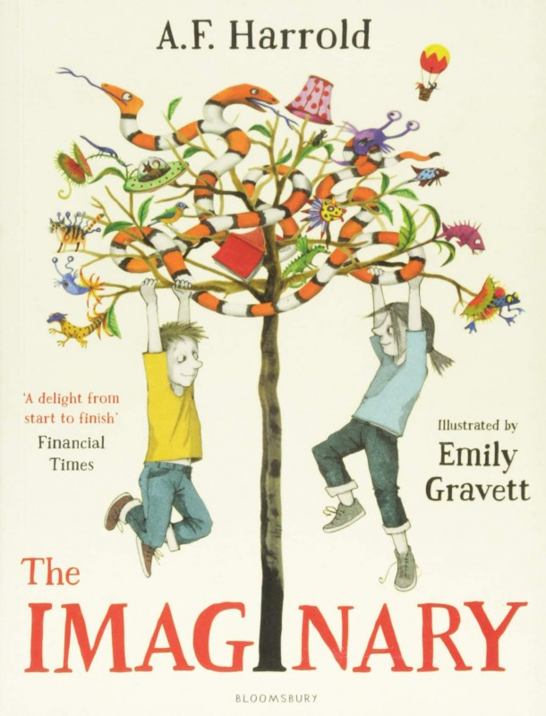 Emily Gravett-The Imaginary