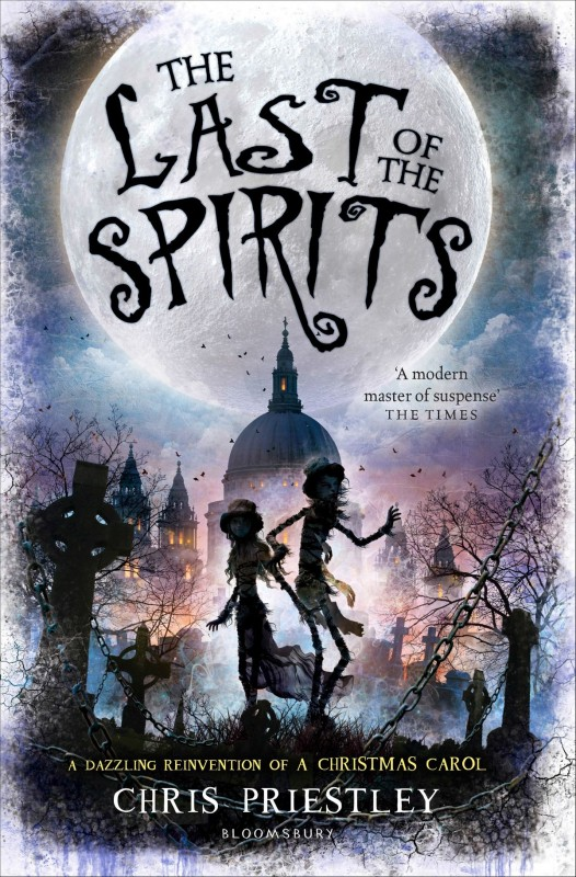 Chris Priestley - The Last of the Spirits