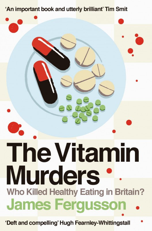 James Fergusson-The Vitamin Murders