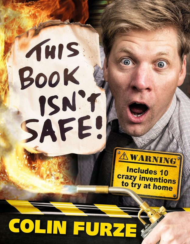 Colin Furze-This Book Isn't Safe
