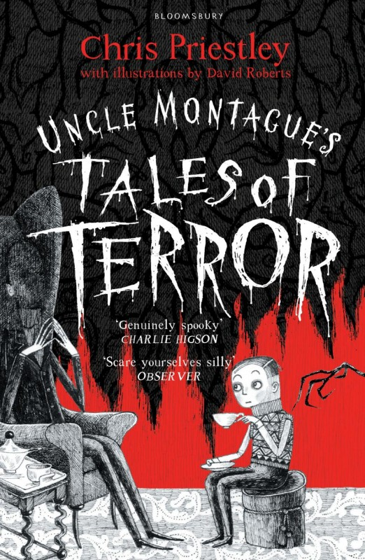 Chris Priestley - Uncle Montague's Tales of Terror