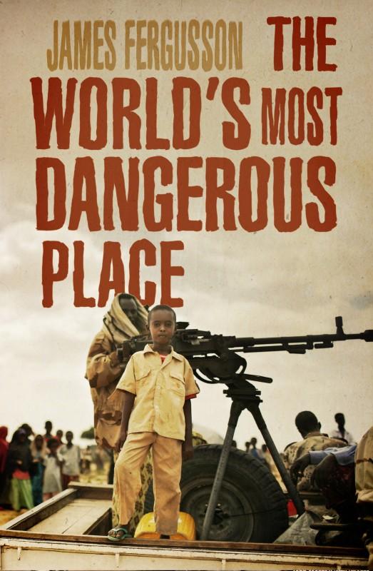 James Fergusson-dangerous place jacket