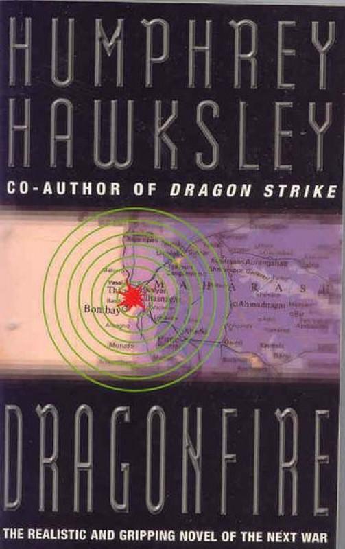 Dragon Fire - Humphrey Hawksley